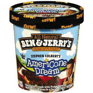 5 ben and jerrys americone dream