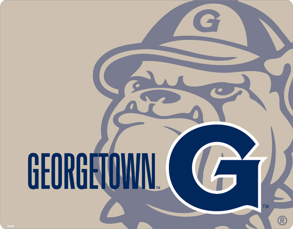 georgetown-university-mascot