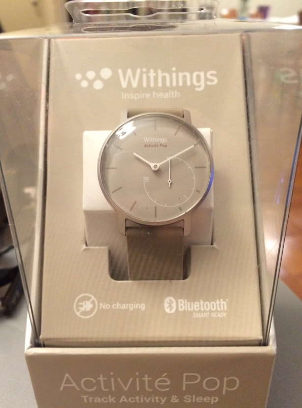 Withings Silver